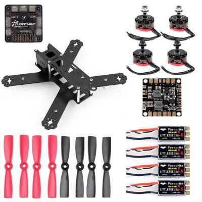 GB210 Zestaw 210mm rozstaw osi ramy DIY Racing Kit
