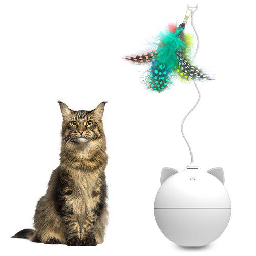 BENTOPAL P02 Creative Automatic Cat Toy Feather Version