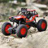 JJRC Q66 1:20 2.4G RC Off-road Climbing Car - RTR - ROSSO
