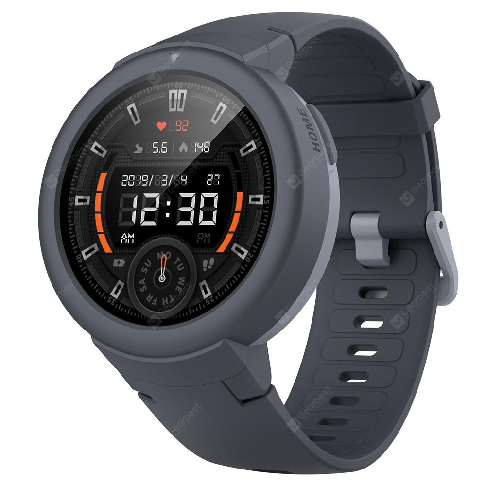 Amazfit Verge Lite Bluetooth Sports Smartwatch Global Version( Xiaomi Ecosystem Product ) - Light Slate Gray - 78.48€