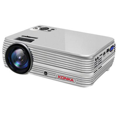 KONKA PS1 LCD-projector Thuisbioscoop