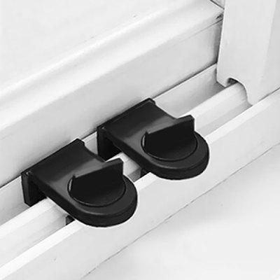Adjustable Sliding Window Door Safety Lock Stopper