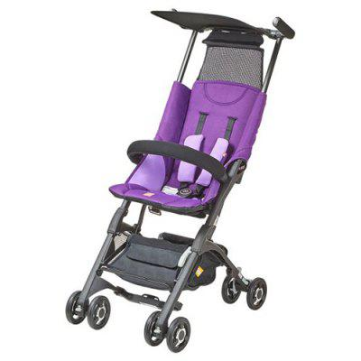 gb POCKIT 2S Lightweight Boarding Baby Stroller