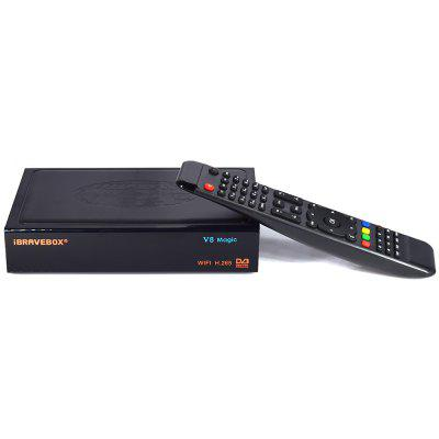 V8 Magic DVB - S / S2 TV Box
