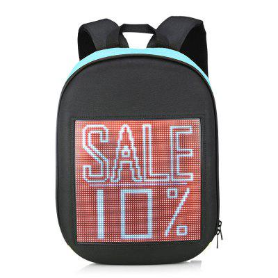 Fashion WIFI Version Smart LED Dynamischer Rucksack