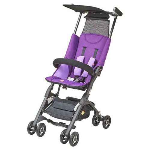 Cotton Infant Stroller Breathable Stroller Car High Chair Seat for 4 Seasons Double Sides 31x 13 Pink+Gray 十 Baby Stroller Cushion