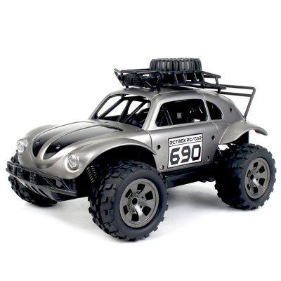 KYAMRC 2.4G 2WD RC carro off-road - RTR