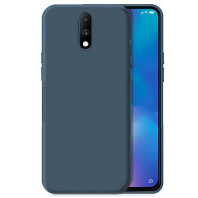Naxtop Microfiber Forro TPU Silicone Soft Phone Case para OnePlus 7 Pro / OnePlus 7