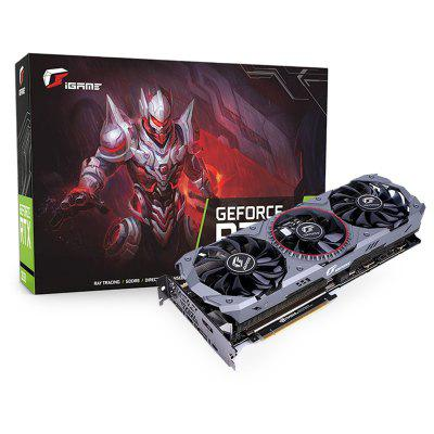 Colorful iGame GeForce RTX 2060 Advanced OC Graphics Card