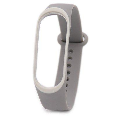 Two-color Replacement Wristband Smart Bracelet Strap for Xiaomi Mi Band 4