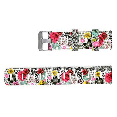 TAMISTER Personalized Painted Silicone Replacement Strap voor Amazfit Bip