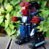 Mold King 13002 Puzzle Assemblato Robot Building Blocks - BLU COBALTO
