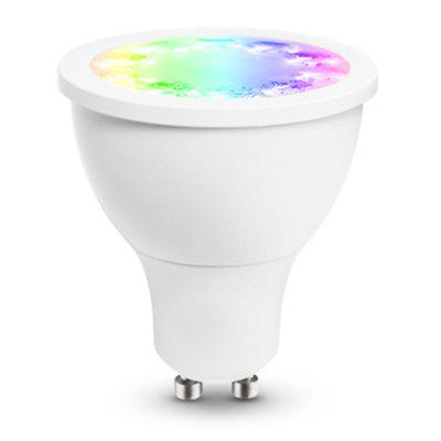 GLEDOPTO GL - S - 007Z Zigbee Smart RGB + CCT GU10 5W LED Spotlight do domu
