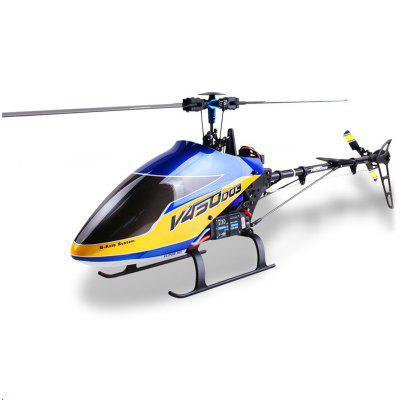Walkera V450D03 Generation II 2.4G 6CH Brushless RC Helicopter