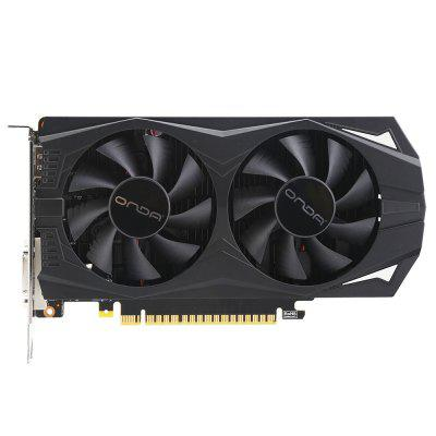 Onda GeForce GTX1050Ti Double Fan Cooling Graphics Card