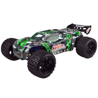 VRX Racing RH818 2.4G 4WD Zeer snelle RC Monster Trunk - RTR