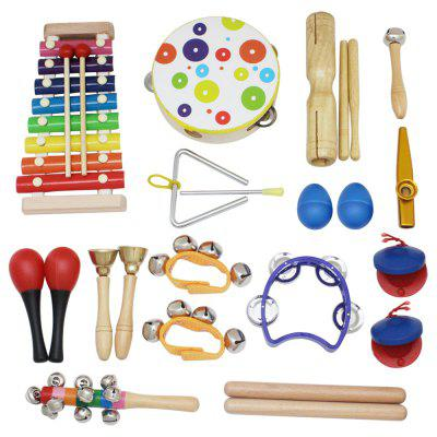 Children Educational Toy Musical Instrument 19pcs