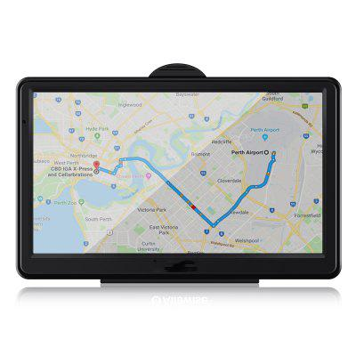 [Coupon Included] Tecney 7.0 inch Capacitive LCD Touch Screen Car GPS Navigator