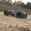 VRX Racing RH818 2.4G 4WD High Speed RC Monster Trunk - RTR - GREEN