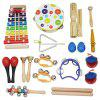 Children Educational Toy Musical Instrument 19pcs - MULTI-A