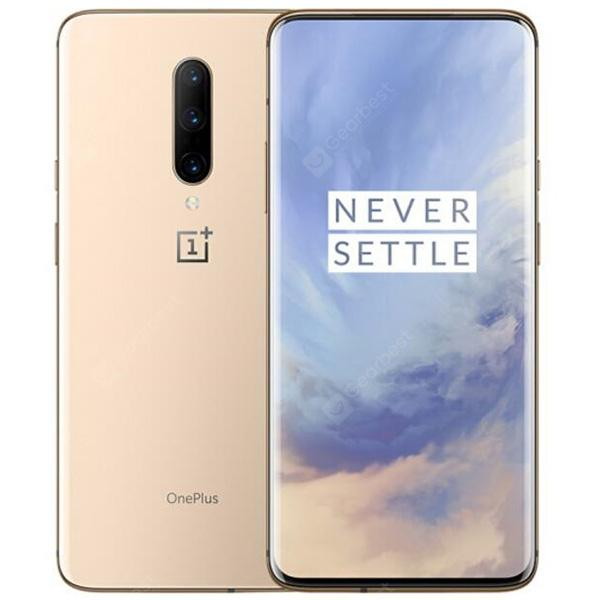 OnePlus 7 Pro 4G Phablet 8GB RAM 256GB ROM International Version - Gold