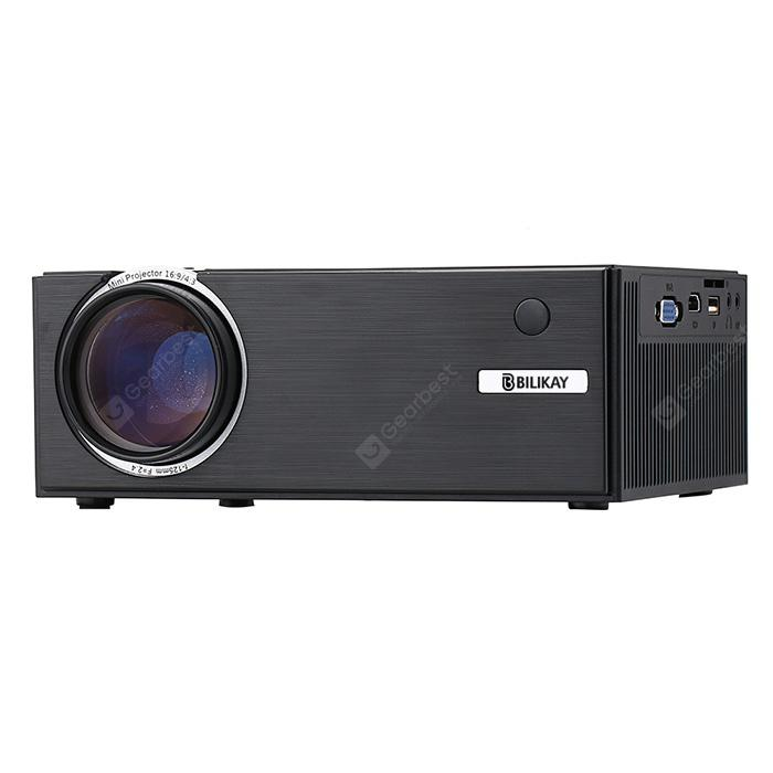 A20 Home Smart Projector HD 1080P – Black Basic Version