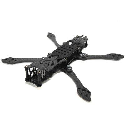 FLYWOO Mr.Croc - SL 225mm 5-дюймовый FPV Свободный стиль RC Racing Frame Kit 5mm Arm