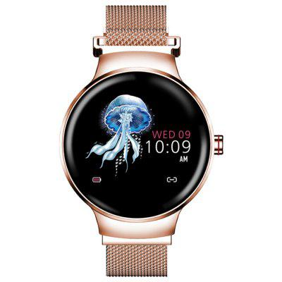 H5 IPS Screen Heart Rate Monitoring Smart Watch