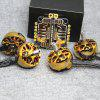 FLYWOO N2306 NIN Motor 50A BLHeli - 32 4 in 1 ESC for RC Drone 4pcs - GOLD