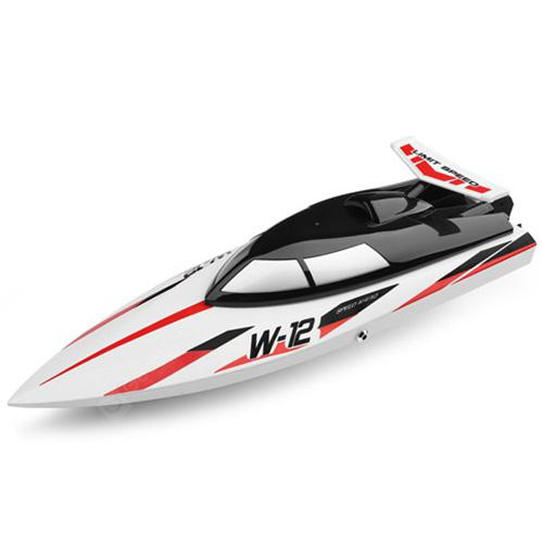 WLtoys WL912 - A 35km/h High-speed RC Boat - White
