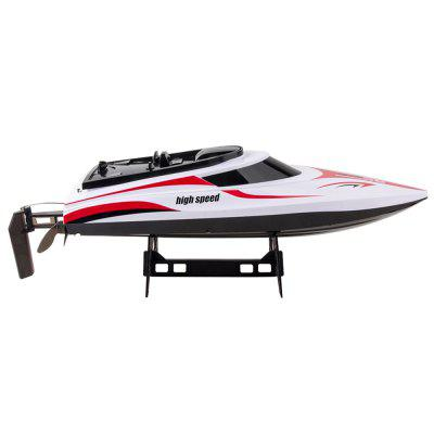 JDRC H830 450mm 2.4G 25km / h High Speed ​​RC Boat - RTR