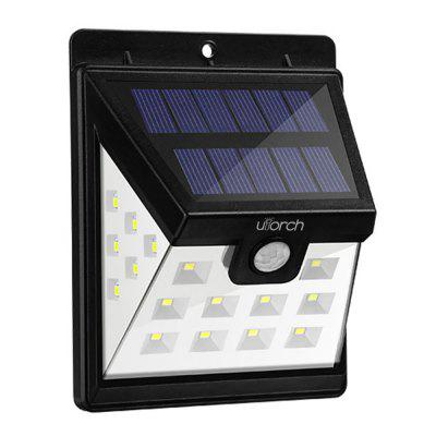 Utorch HJ001 Solar Wall Light 1szt