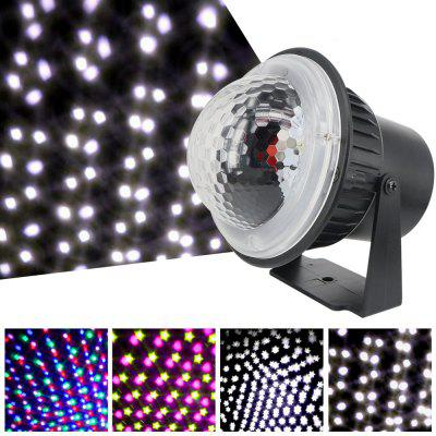 W906 - 1 AC85V - 240V 5W LED Effect Stage Light