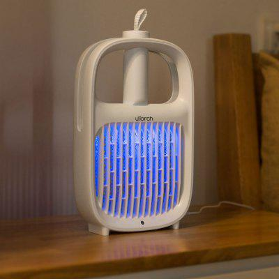 Utorch SB - 6082 2-in-1 Electric Mosquito Killer Lamp Swatter Bug Zapper
