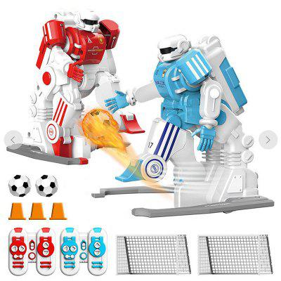 CRAZON Double Football Match RC Robot Toy 2st