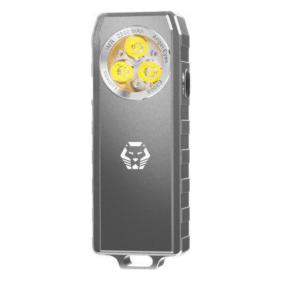 RovyVon E300S 2000lm EDC Keychain Light Mini LED Flashlight
