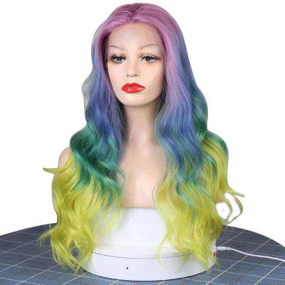 Women Big Wavy Long Curly Hair Wig for Cosplay