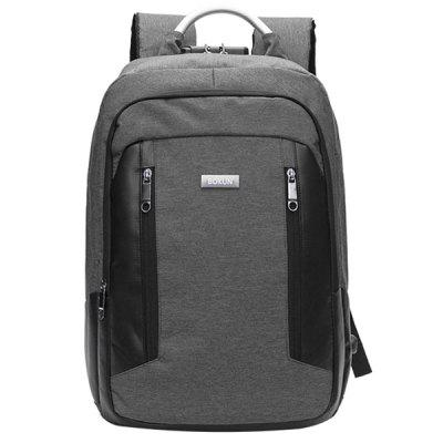 xufeng10 - 3 Men Backpack Business Casual Style