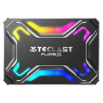Teclast FLARE · X F600 2.5 palcový disk SATA RGB Solid State Drive