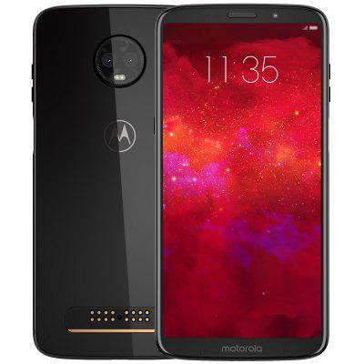 Smartphone 4G Motorola Moto Z3 Version Internationale