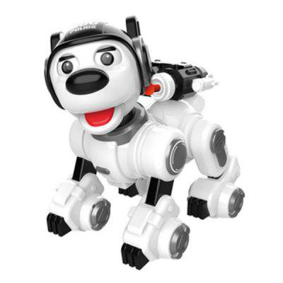 CRAZON 1901 Jouet de Robot RC Intelligent Infrarouge de Chien Interaction Tactile