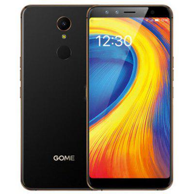 GOME U7 ( 2017M27A ) 4G Phablet International Version Quad Camera Image