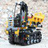 Mould King Intelligent Programming APP Control Engineering Vehicle - MULTI-A