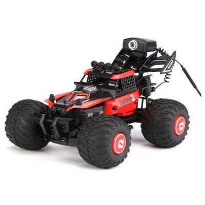 Kamera CRAZON WiFi RC Off-Road Car 20 km / h High Speed ​​- RTR