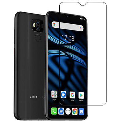Naxtop 2.5D Tempered Glass Screen Protector for Ulefone Power 6