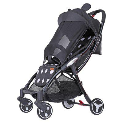 YOYAplus yoyamini Four-wheel Shock Absorption Baby Stroller
