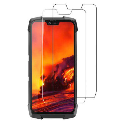 Naxtop 2.5D Tempered Glass Screen Protector for Blackview BV9700 Pro / BV9700