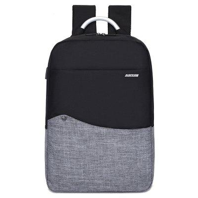 Mochila Masculina Business Casual 15,6 polegadas Laptop Bag