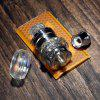 Manta Honeycomb Design Tank Atomizer 4.5ml - BLACK