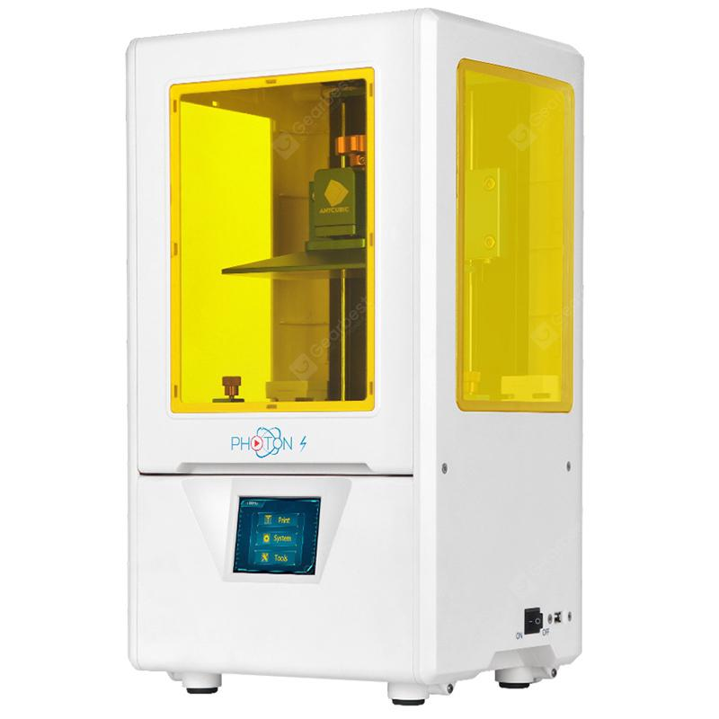 Anycubic Photon S LCD 3D Printer - White